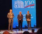 Bogdan Gheorghiu la Spectacolul jubiliar la 100 de ani de la înființarea Teatrului Național din Chișinău