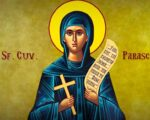 Sfânta Cuvioasă Parascheva, sărbătoare mare, în calendarul ortodox